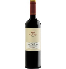 Bouteille de Vin rouge espagnol Finca la Reñana 2012 de bodegas Luis Alegre - AOC Rioja