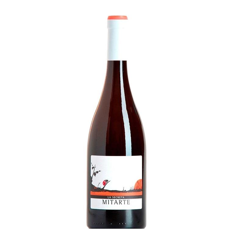 Bouteille de Vin rouge espagnol La Secreta de bodegas Mitarte - AOC Rioja