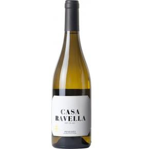 Bouteille de vin blanc Casa Ravella Joven 2017, appellation Penedès de bodegas Casa Ravella