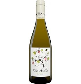 Bouteille de vin blanc espagnol Vina Aralia de Bodegas Luna Beberide, IGP Vino de la Tierra Castilla y Leon