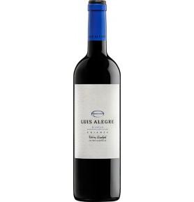 Bouteille de vin rouge espagnol Crianza de Bodegas Luis Alegre, AOC Rioja