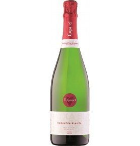 Bouteille de Cava vin pétillant espagnol Garnatxa Blanca de Loxarel viticultors - AOC Penedes