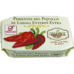 Piquillo Poivrons entiers...