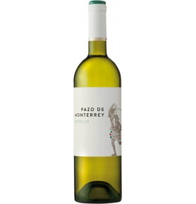 Bouteille de vin blanc Pazo de Monterrey 2018 de Bodegas Pazos del Rey
