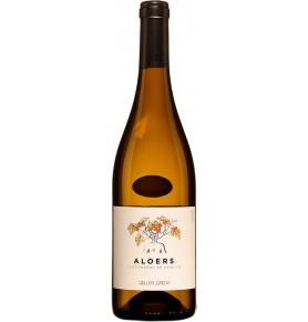 Bouteille de vin blanc Aloers 2018 de Celler Credo