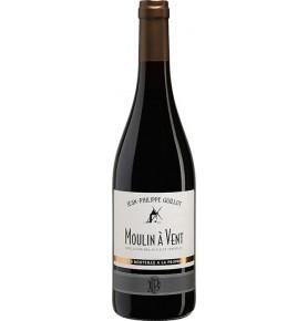 Bouteille de vin rouge Moulin a vent du domaine du Père Guillot 2017