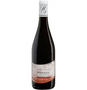 Bouteille de vin rouge Morgon 2018 Père Guillot
