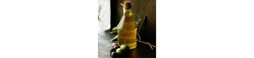 Huiles d'olive espagnole extra vierge d'Arbequina Cornicabra ou Picual