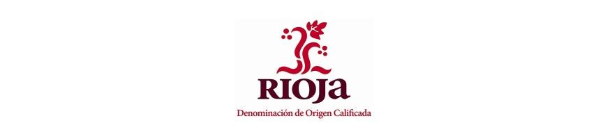 Vin rouge espagnol - Appellation Rioja